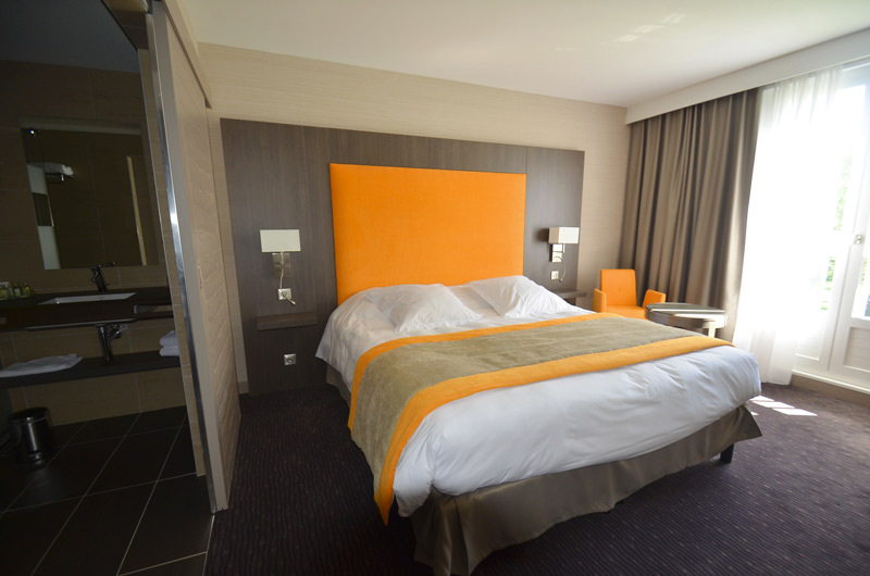 Deco chambres d hotel visuel 1 for Chambre d hotel nice