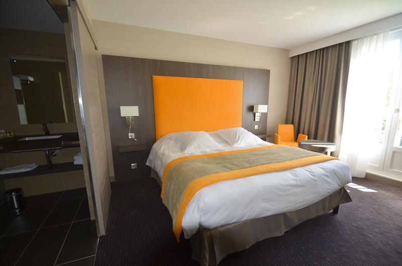 Deco chambres d hotel visuel 1 for Chambre d hotels