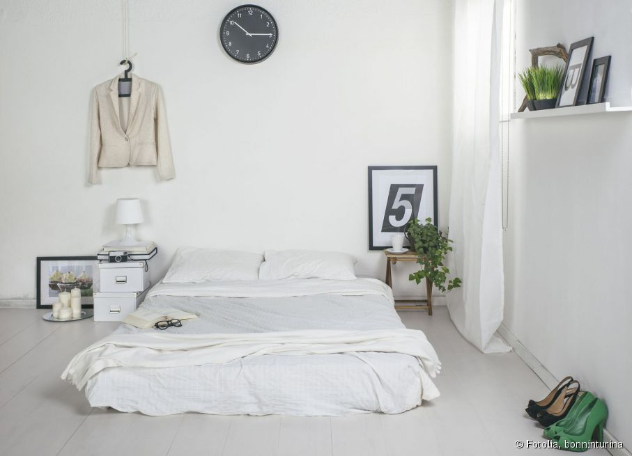 decoration chambre 12m2 visuel 2. Black Bedroom Furniture Sets. Home Design Ideas