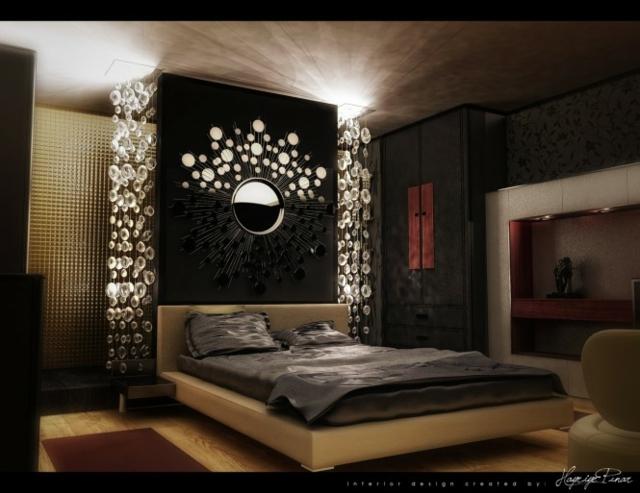 Decoration Chambre A Coucher Contemporaine  Visuel