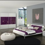 Decoration chambre a coucher contemporaine for Decoration chambre a coucher contemporaine