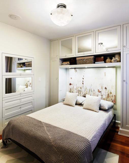 decoration chambre a coucher petite - visuel #4
