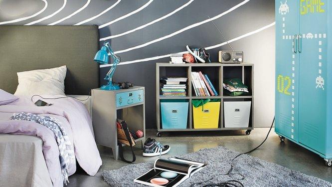 decoration chambre ado geek - visuel #5