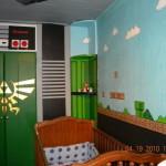 decoration chambre ado geek