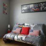 decoration chambre ado peinture