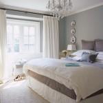 decoration chambre adulte grise