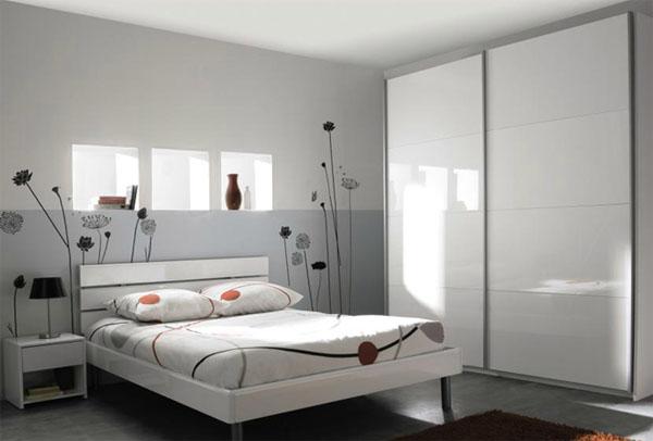 Decoration chambre adulte grise - Chambre adulte grise ...