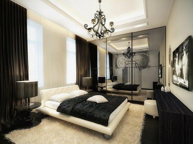 decoration chambre adulte moderne - visuel #2