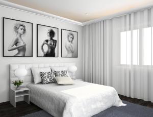 decoration chambre adulte moderne - visuel #4