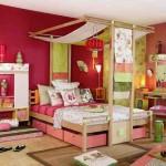 decoration chambre bebe japonaise