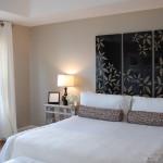 decoration chambre couleur taupe