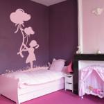 decoration chambre fille pas cher