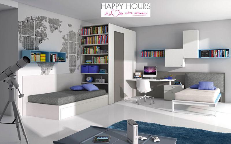 Stunning Chambre Double Fille Et Garcon Images - Design Trends 2017 ...
