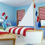 decoration chambre garcon pirate
