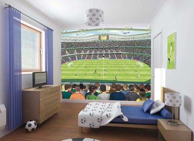 deco chambre garcon rugby