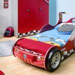 chambre garcon theme voiture