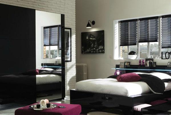 decoration chambre loft new yorkais - visuel #4