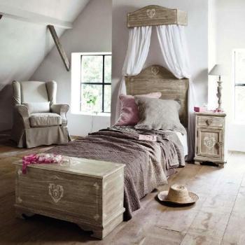 Decoration chambre style romantique visuel 6 - Decoration romantique chambre ...