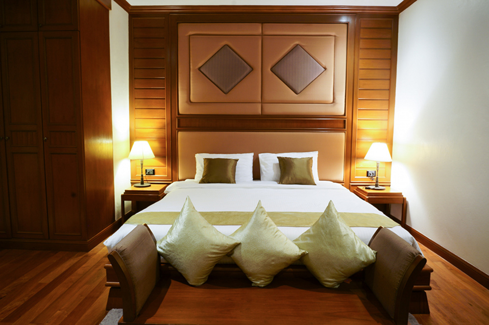 decoration chambre thailandaise