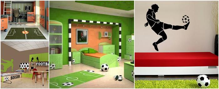 Decoration Chambre Theme Basket Ball