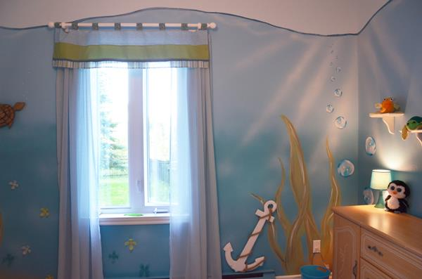 decoration chambre theme marin visuel 6. Black Bedroom Furniture Sets. Home Design Ideas