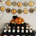 decoration d halloween a fabriquer so meme. Black Bedroom Furniture Sets. Home Design Ideas