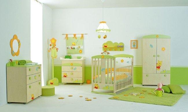 Decoration De Chambre Bebe Winnie L Ourson Of Chambre Winnie L ...