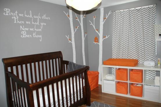 decoration de chambre de bebe originale - visuel #7