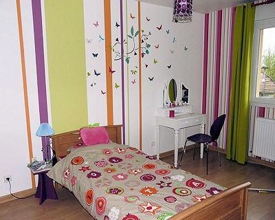 Decoration des chambres des jeunes filles visuel 6 - Chambre de jeune ...