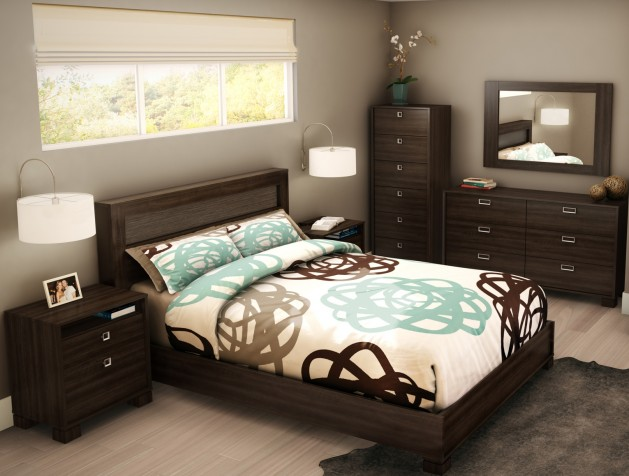 Emejing Modele Chambre A Coucher Ideas - Amazing House Design ...