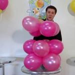 fabriquer deco ballon