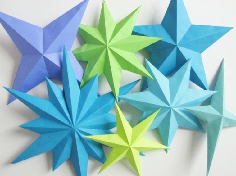 Fabriquer deco en papier visuel 4 - Decoration en papier facile ...