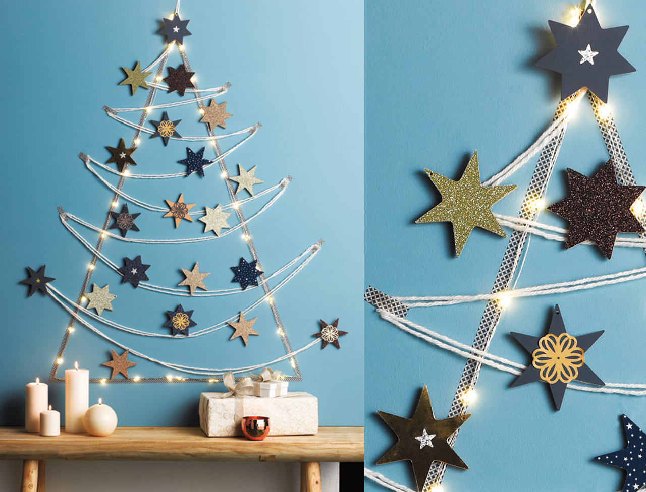 Faire decoration de noel soi meme - Idee decoration noel a faire soi meme ...