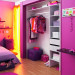 idee deco chambre ado orange