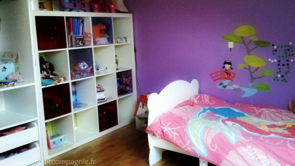 Photo deco chambre fille 10 ans for Idee chambre fille 10 ans