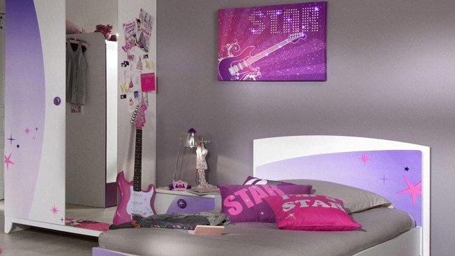 idee deco chambre fille 10 ans - visuel #6