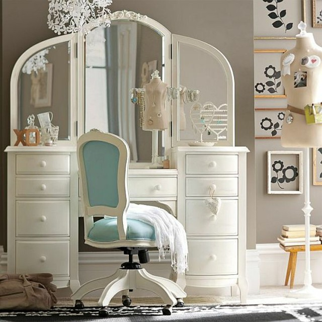 idee deco de chambre ado fille visuel 8. Black Bedroom Furniture Sets. Home Design Ideas