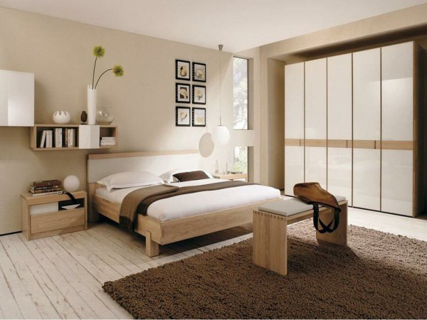 idee decoration chambre adulte zen. Black Bedroom Furniture Sets. Home Design Ideas