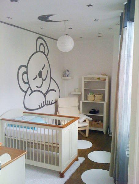 Bon Idee Peinture Chambre Bebe Mixte U2013 Visuel #5. «