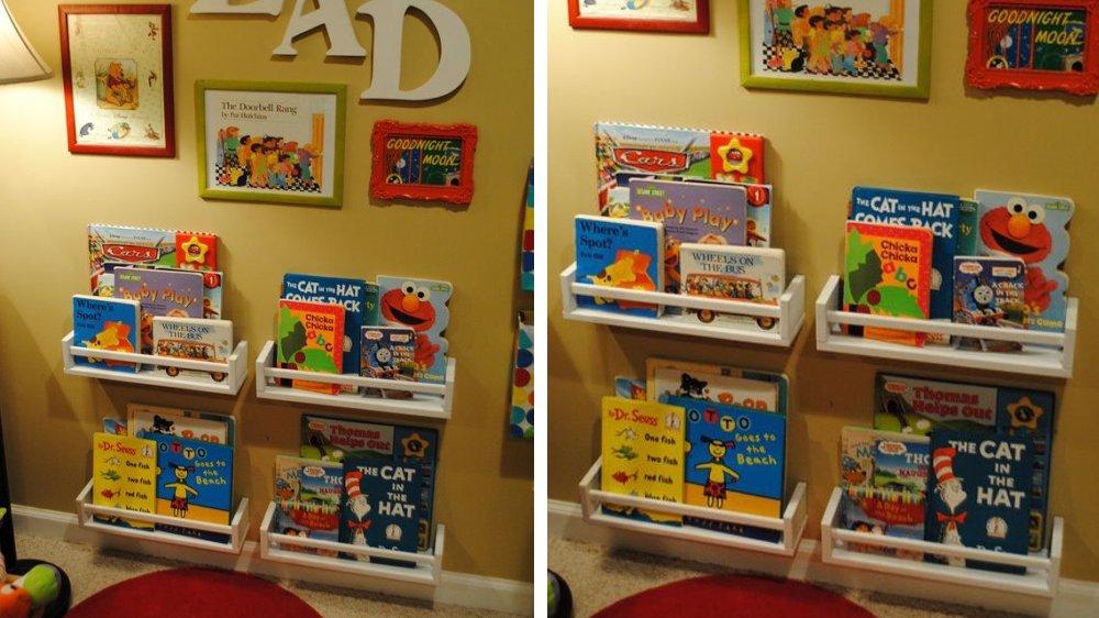 Idee Rangement Chambre Bebe : Idee rangement chambre de bebe visuel