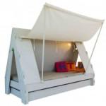 lit junior cabane