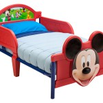 lit junior mickey 70x140. Black Bedroom Furniture Sets. Home Design Ideas