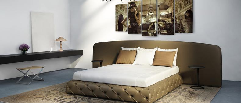 tableau pour la chambre visuel 9. Black Bedroom Furniture Sets. Home Design Ideas