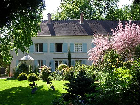 Week end sympa autour de paris for Autour de la maison rose