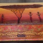 boite a bijoux africaine
