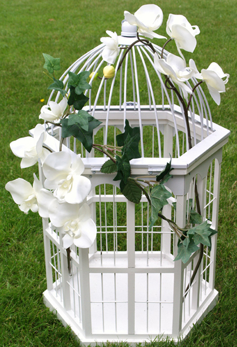 cage oiseaux decoree visuel 4. Black Bedroom Furniture Sets. Home Design Ideas