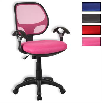 chaise de bureau pour fille. Black Bedroom Furniture Sets. Home Design Ideas