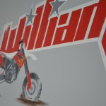 chambre deco moto cross