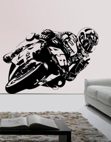 idee deco chambre moto