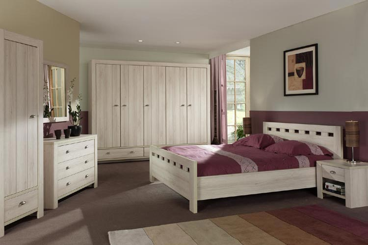 deco chambre a coucher adulte. Black Bedroom Furniture Sets. Home Design Ideas